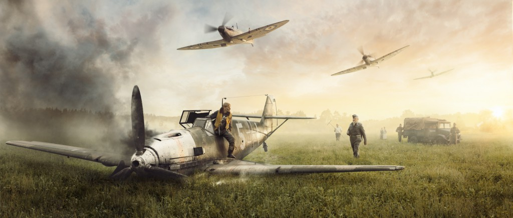 Unique and Limited Battle of Britain