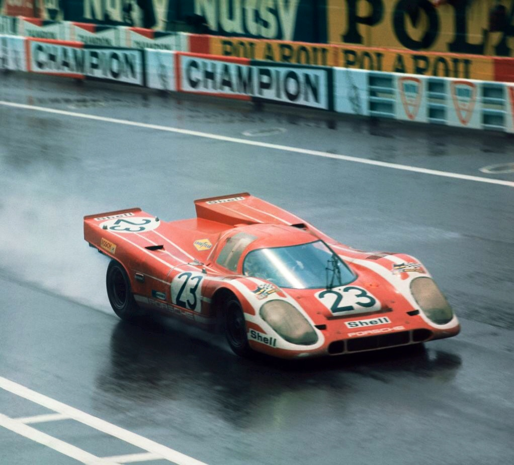 Porsche 917k Hermann/Attwood
