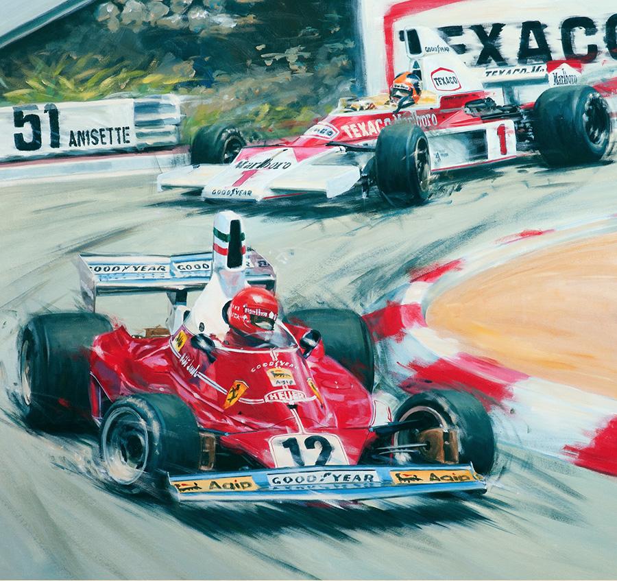 Formula 1 Klaus Wagger