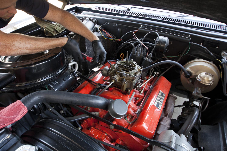 Chevy Impala Super Sport 1965