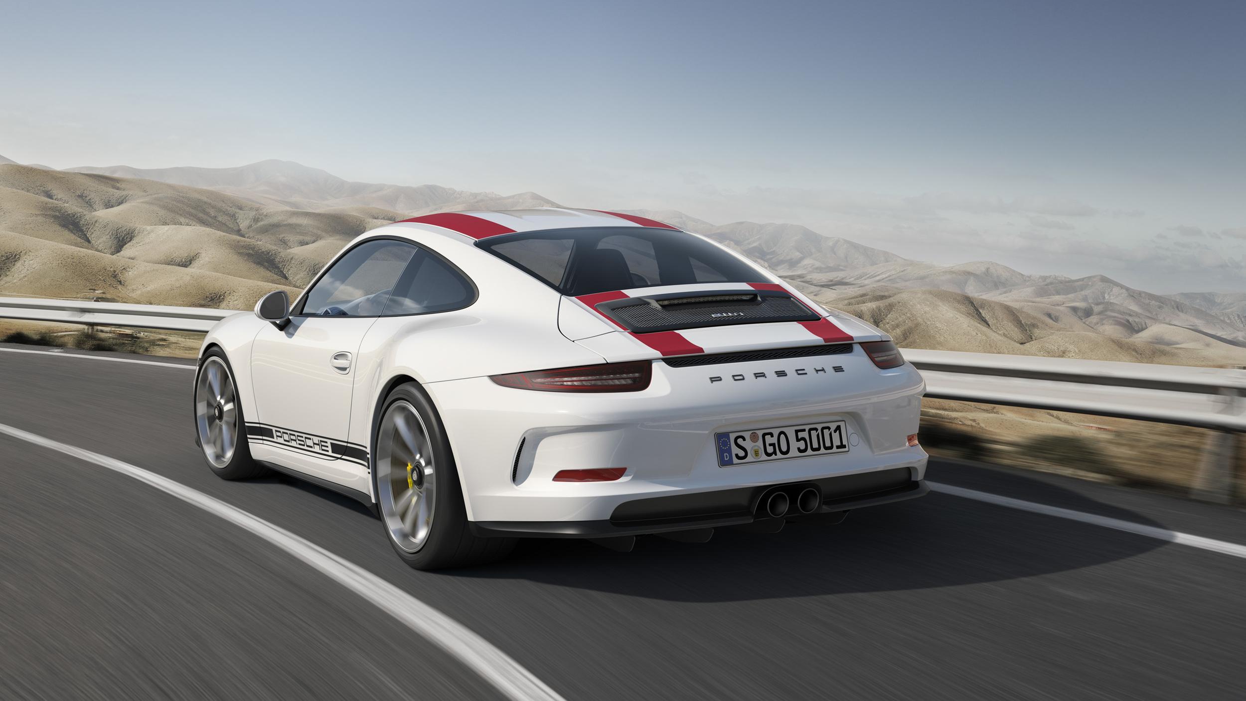 Photo C  ourtesy of   Porsche
