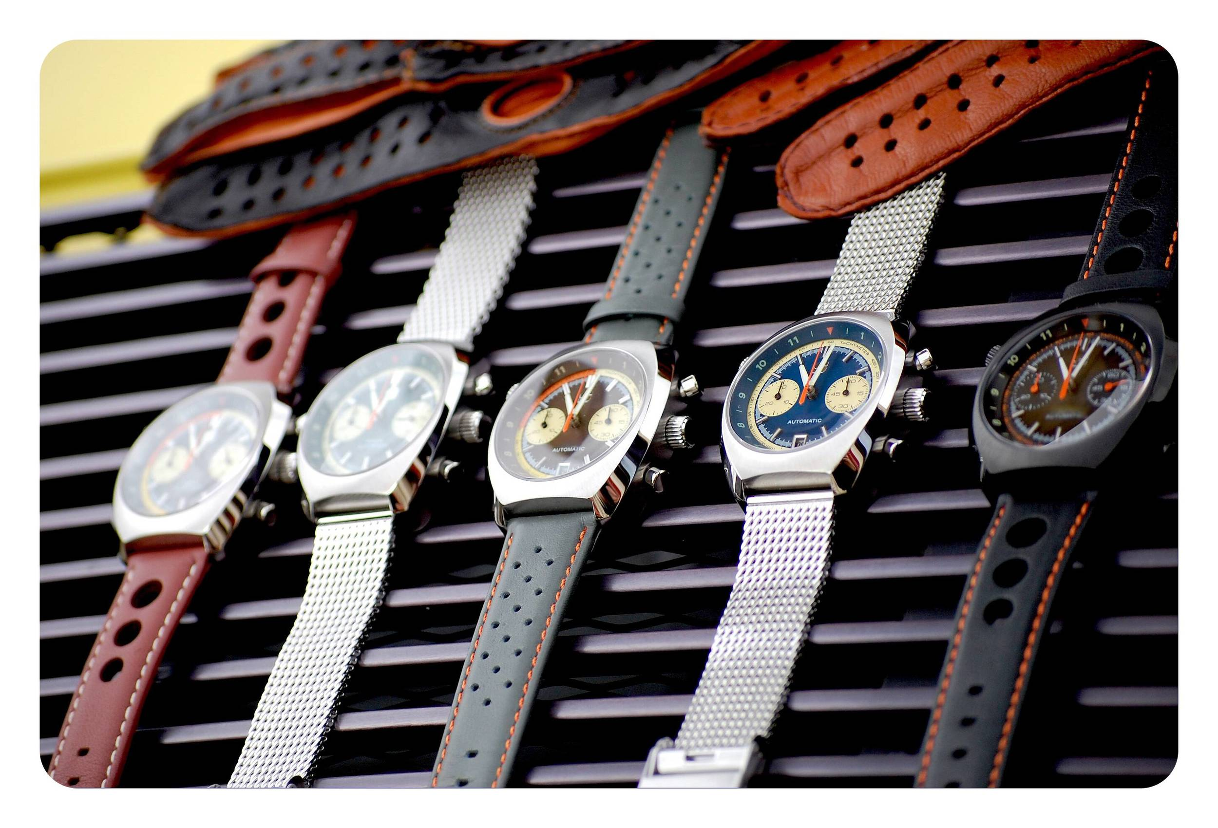 Straton Watch. Co.