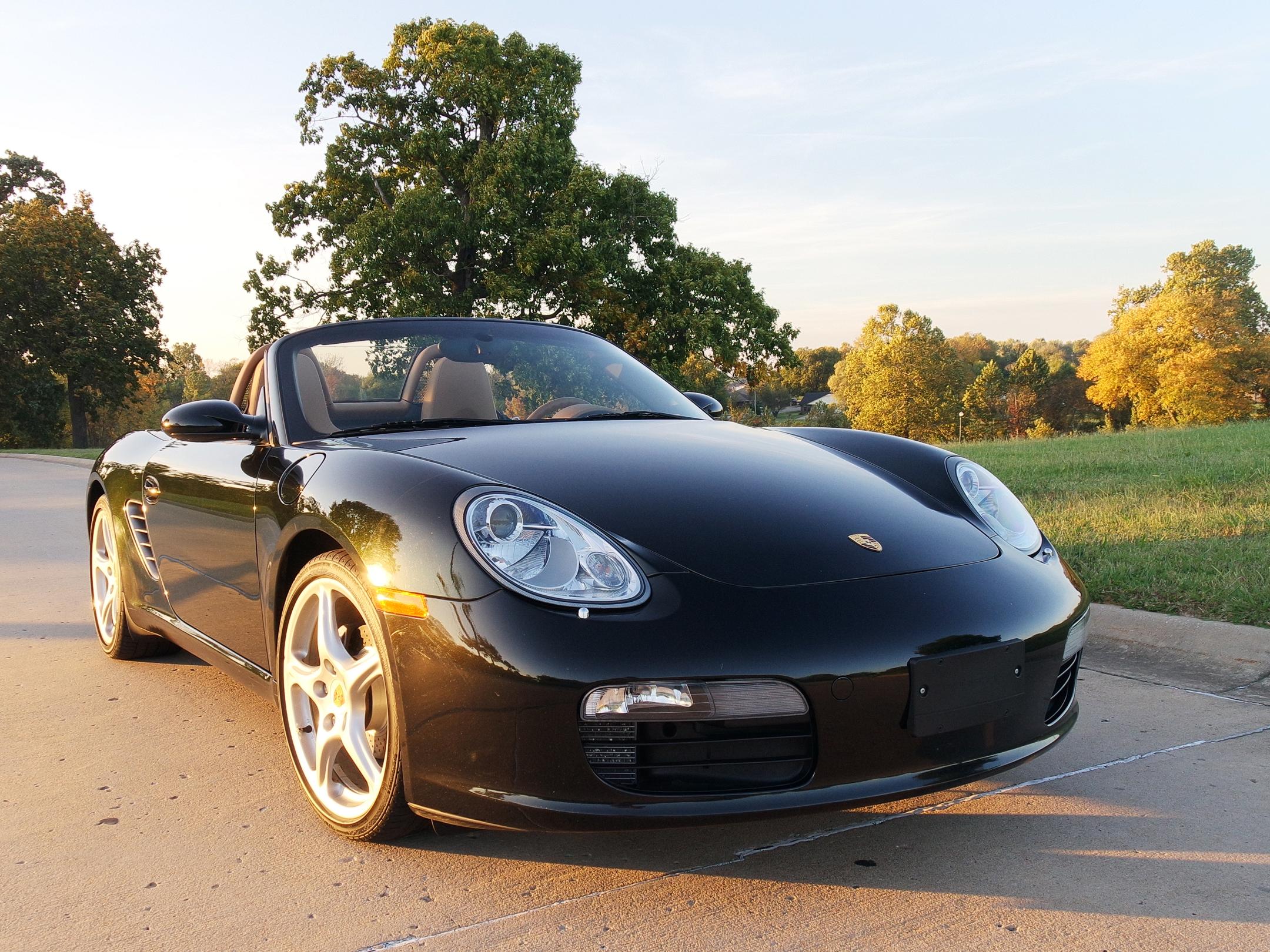 2006 Porsche Boxster For Sale
