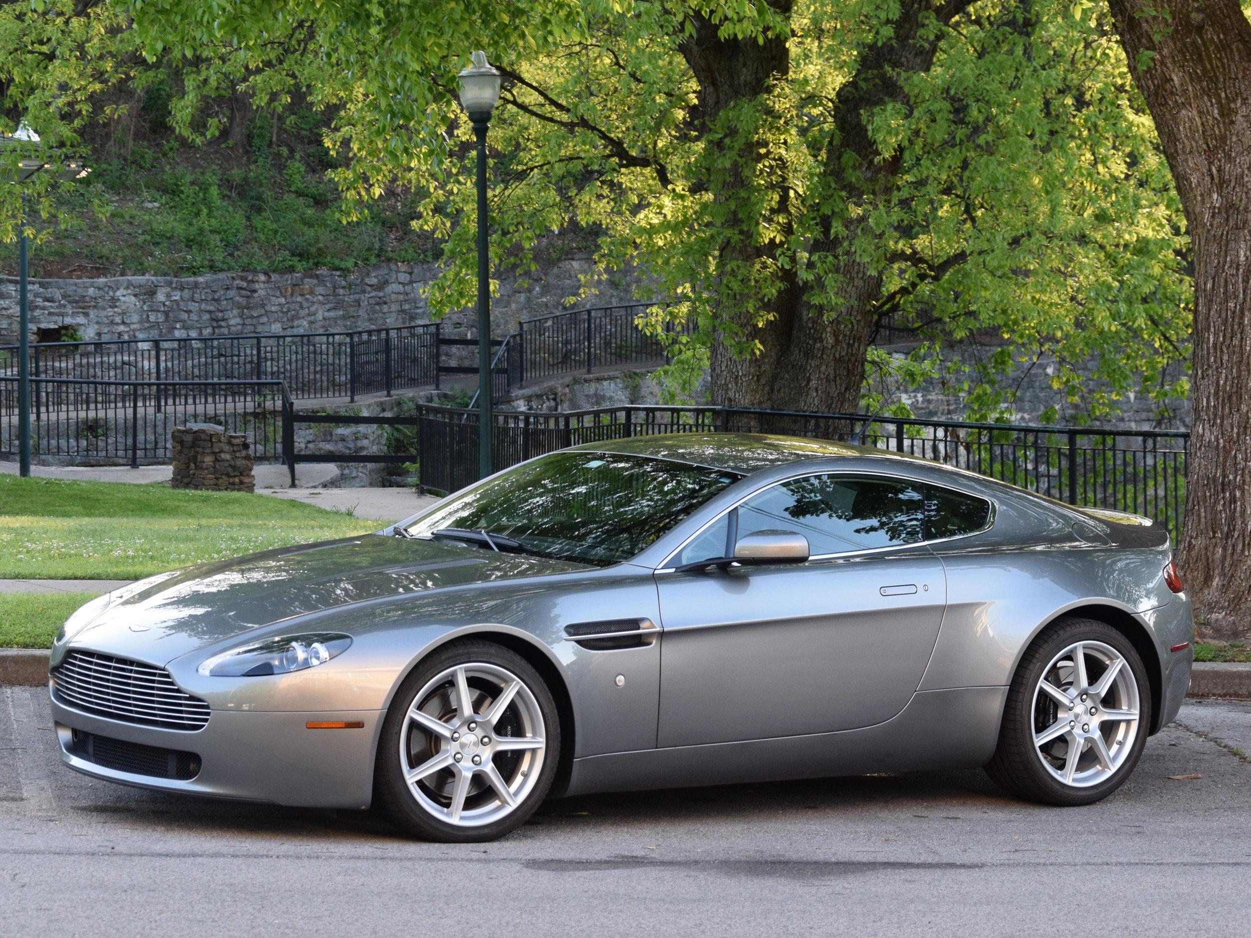 2007 Aston Martin Vantage Ehrlich Motorwerks