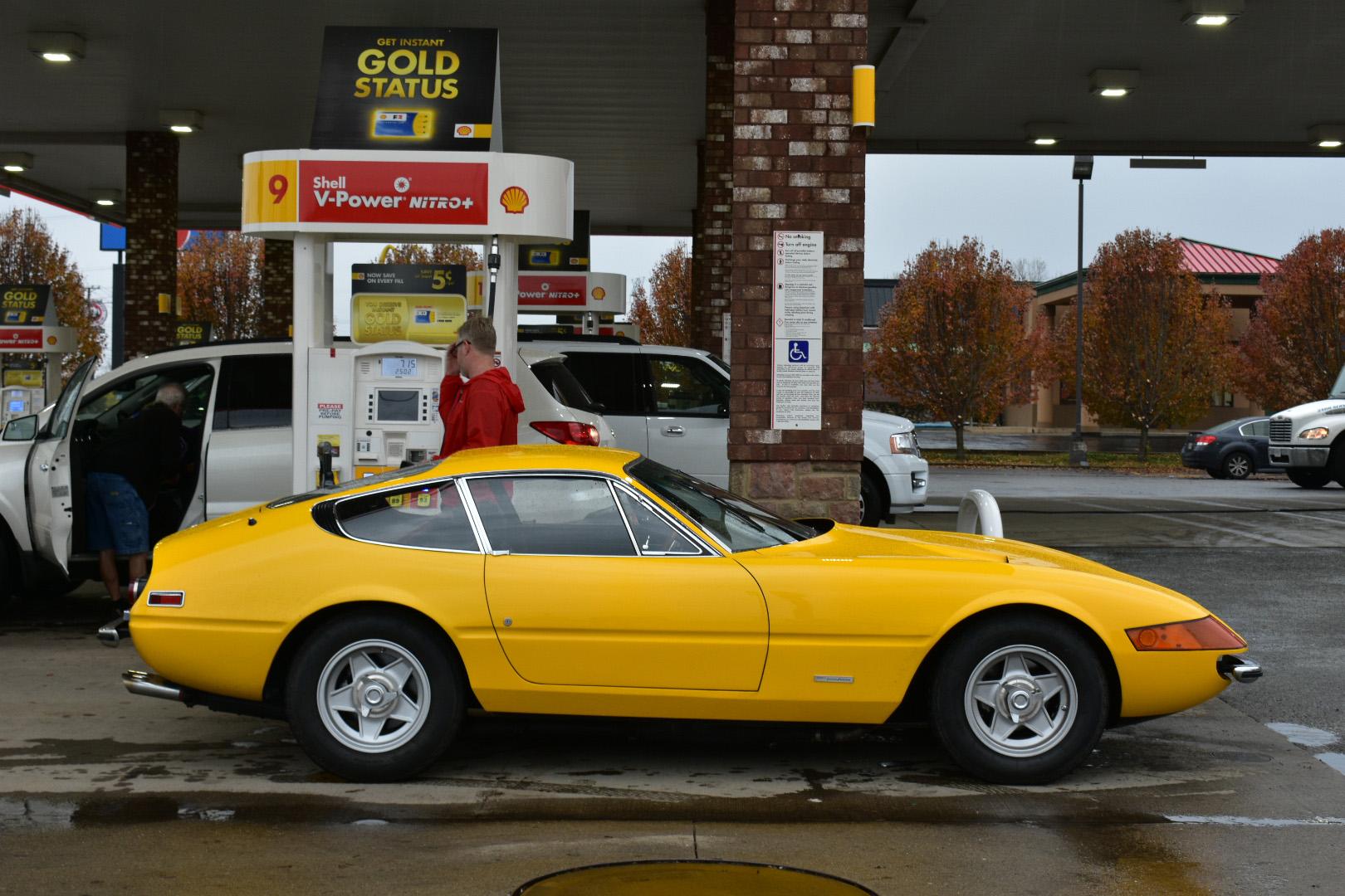 Fuel stop #3.