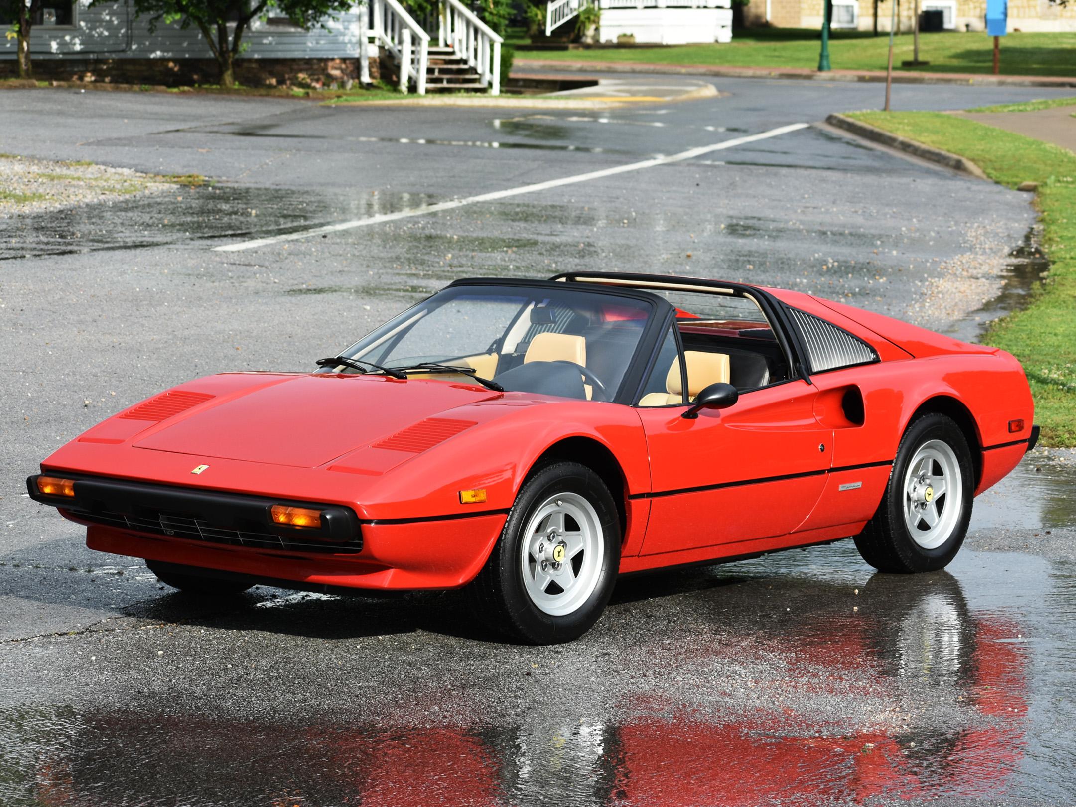 SOLD - YEAR: 1978MAKE: FerrariMODEL: 308GTSVIN: 25693EXTERIOR: RedINTERIOR: TanODOMETER: 31,780