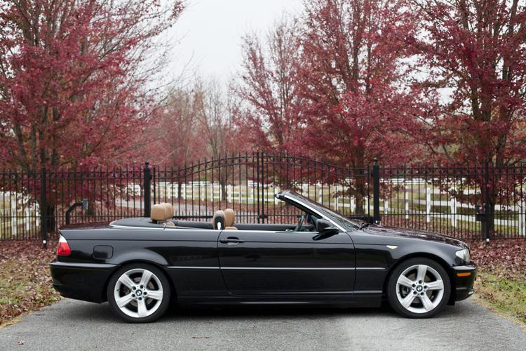 2008 BMW 325 Ci