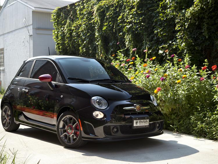 2013 Fiat Abarth