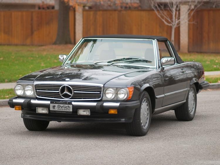 1989 Mercedes-Benz 560 SL Roadster