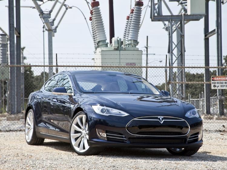 2013 Tesla Model S P85 Plus