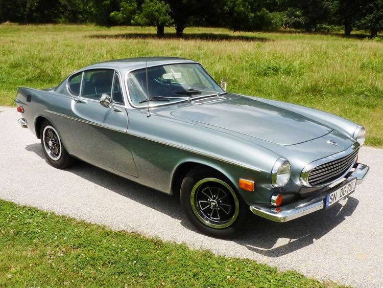 1970 Volvo P1800 E