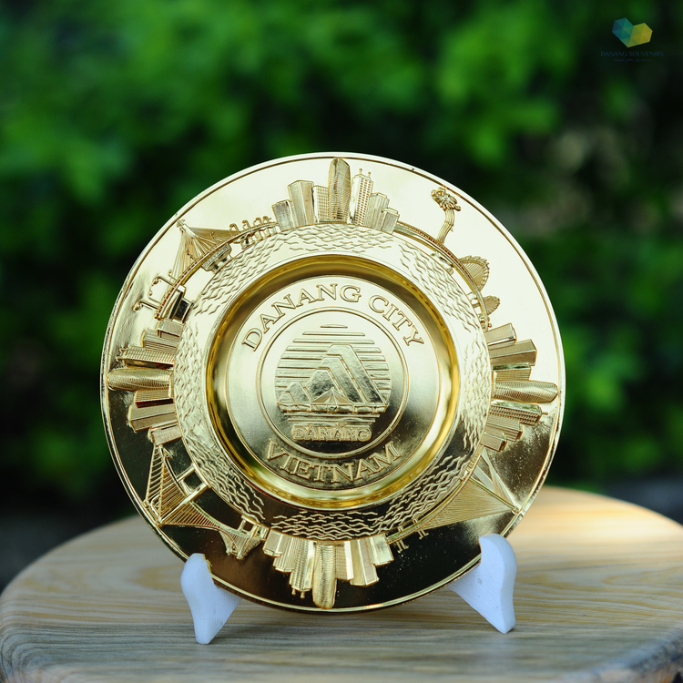 Gold plate   Price: 605.000 VND    Temporarily out of stock