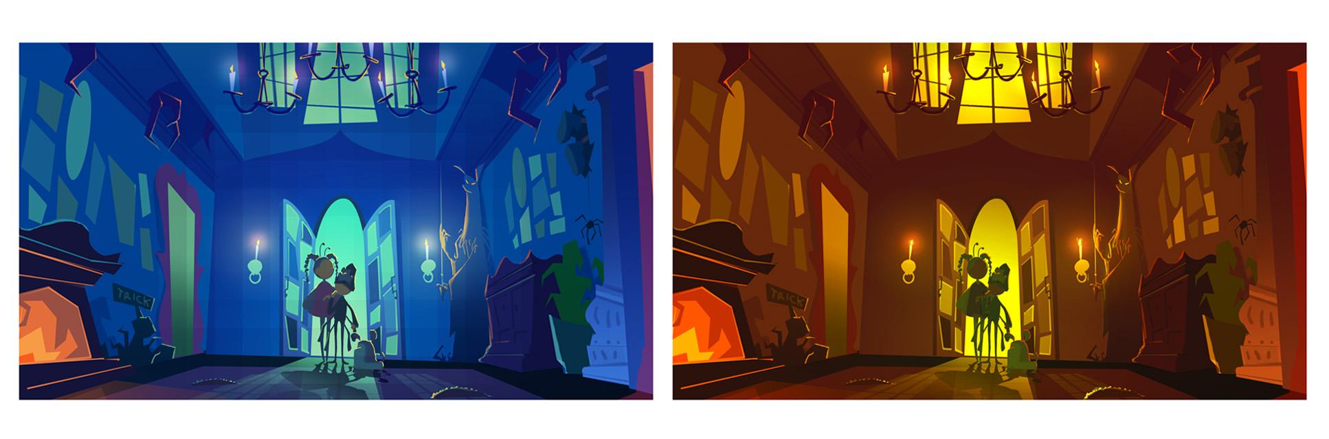 Interior Color Explorations