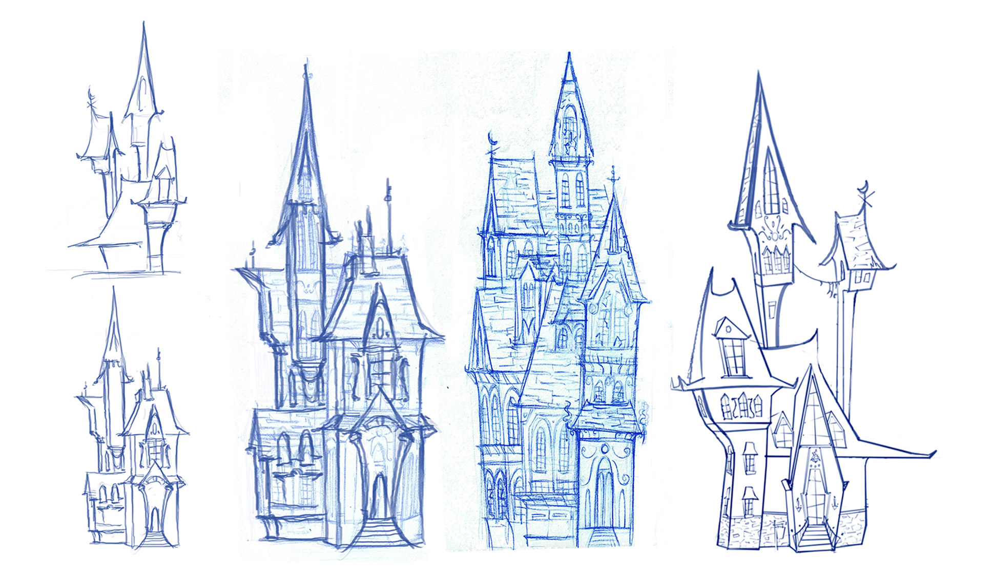 Haunted House Development