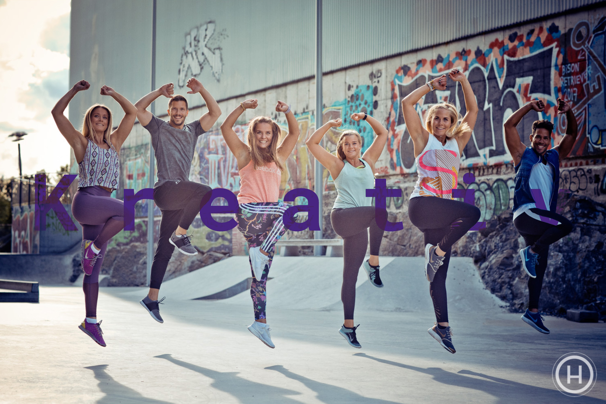 Creativity, inspiration and joy was key aspects of the brand process. Here from the photo shoot in Oslo. Foto by  Visuello
