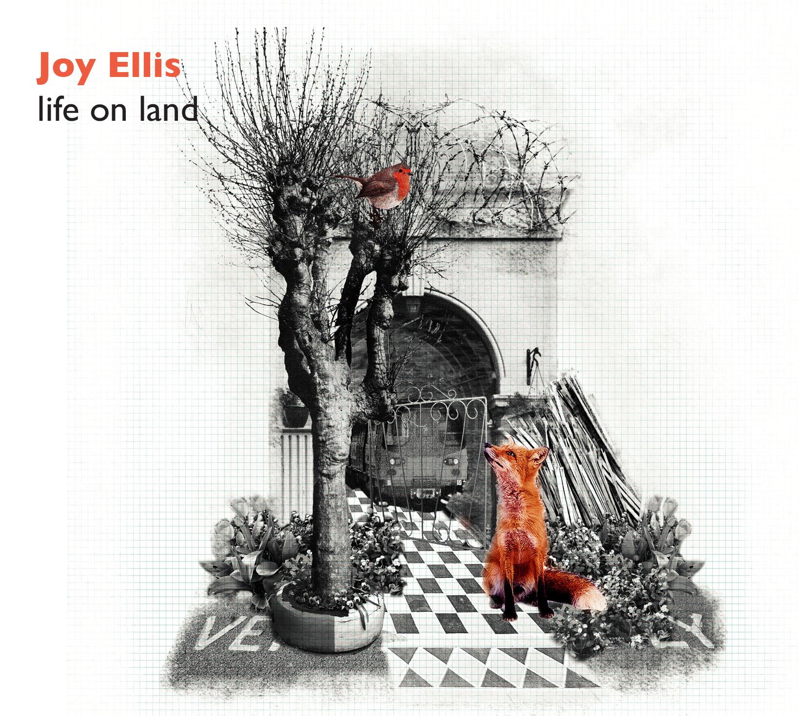 Joy Ellis jazz singer and pianist - Life On Land CD.jpg