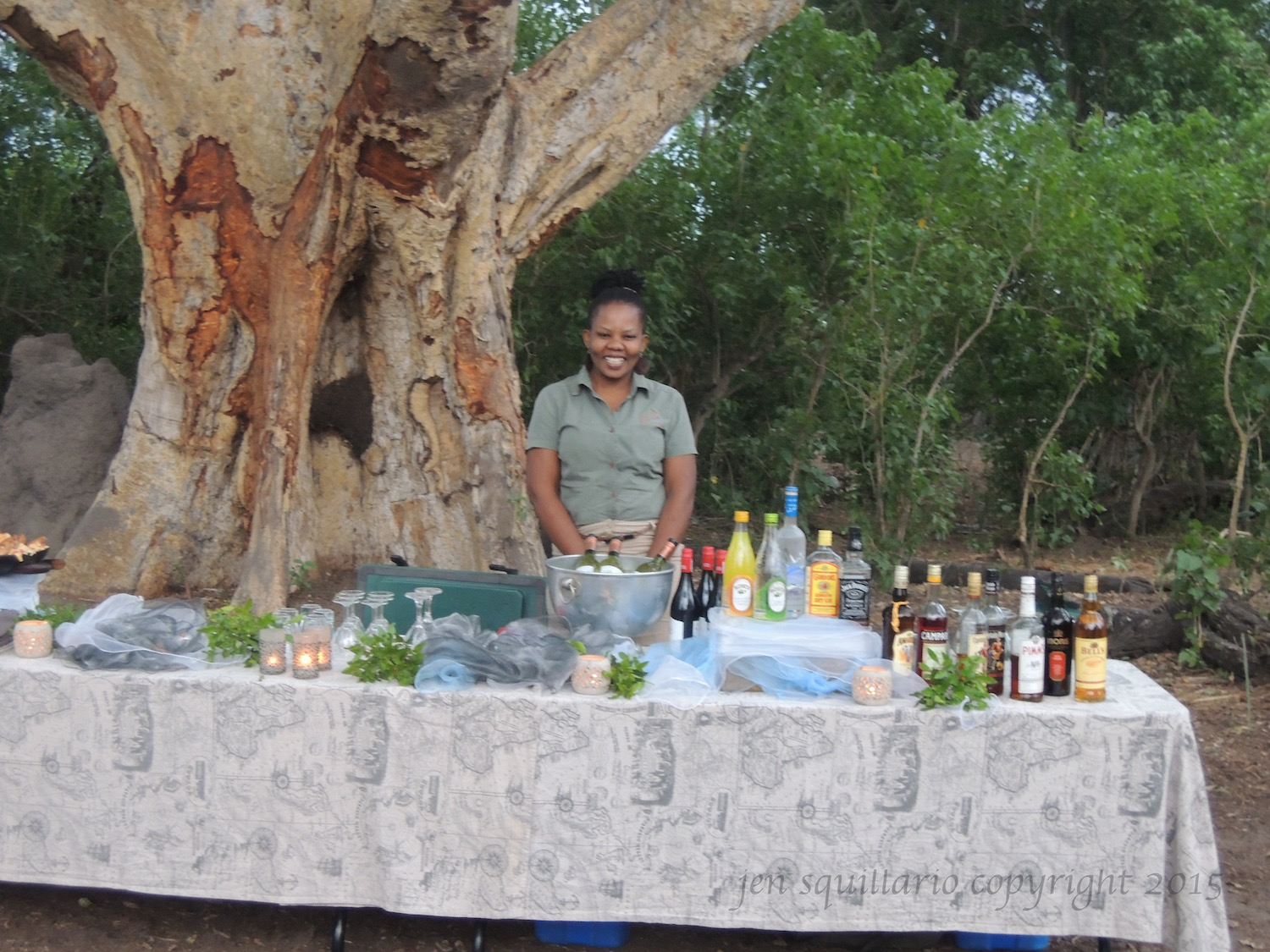 Happy Hour in the Bush