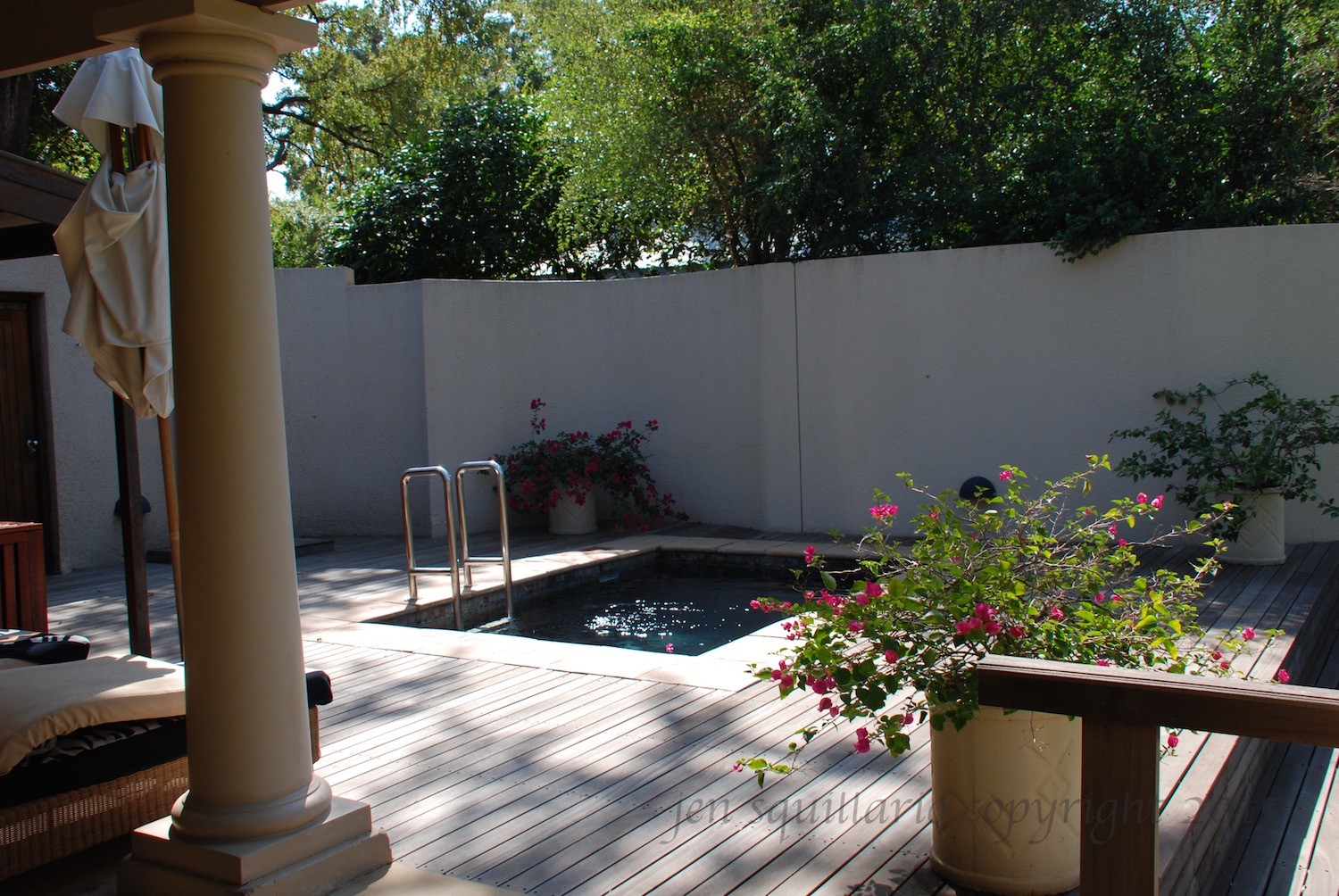Your Plunge Pool