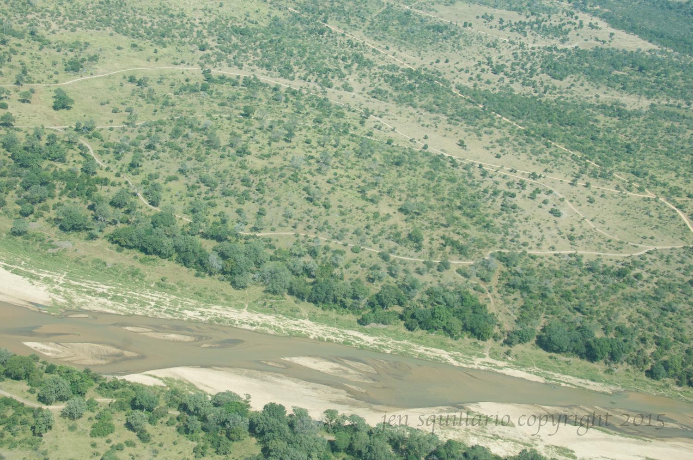 Sand River