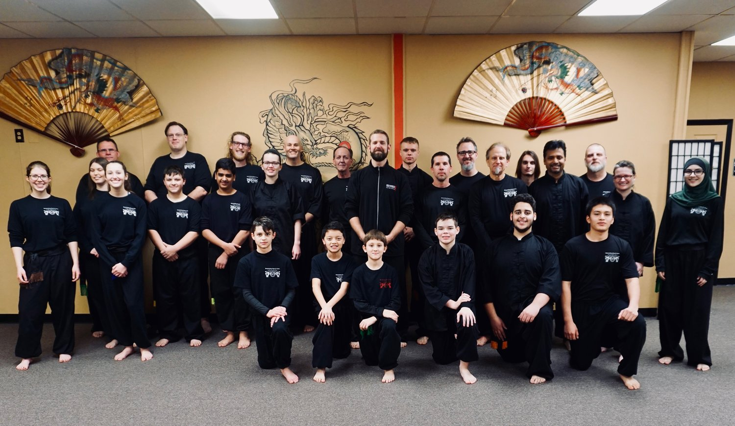 Mechanicsburg Kung Fu Center Homepage