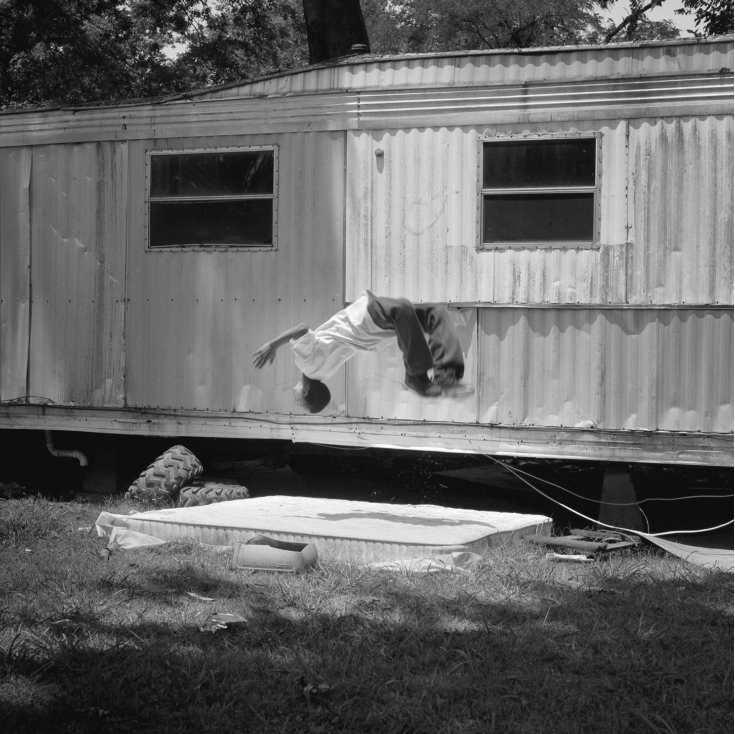 Thibodeaux, Brandon. Backflip, Duncan, Mississippi. 2011
