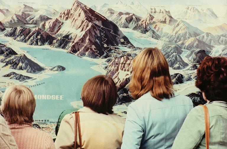 Ghirri, Luigi.Salisburgo. 1977