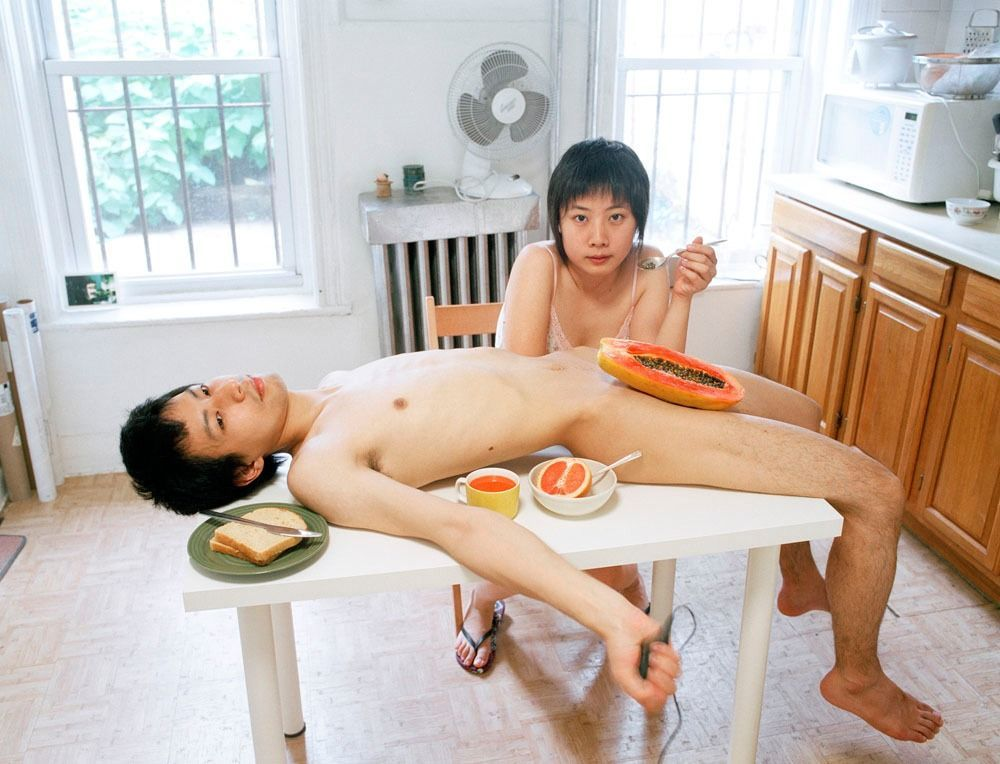 Start Your Day With A Good Breakfast Together, 2007. Pixy Liao