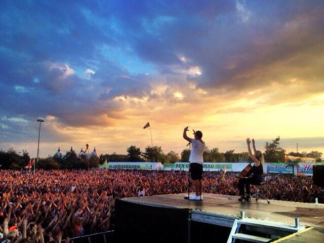 _Live, Rasmus Seebach concert.jpg