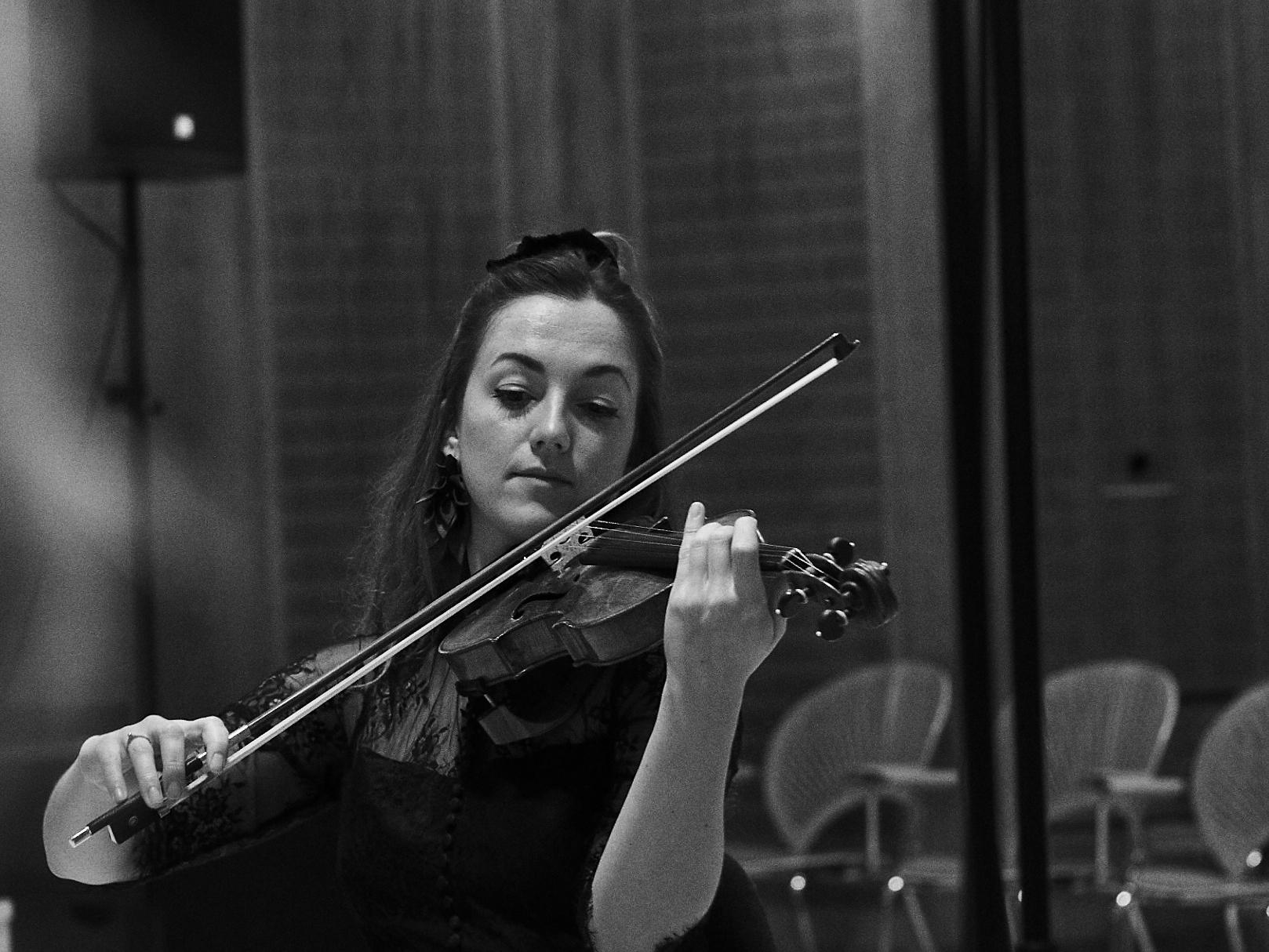 Josefine Dalsgaard - Violin
