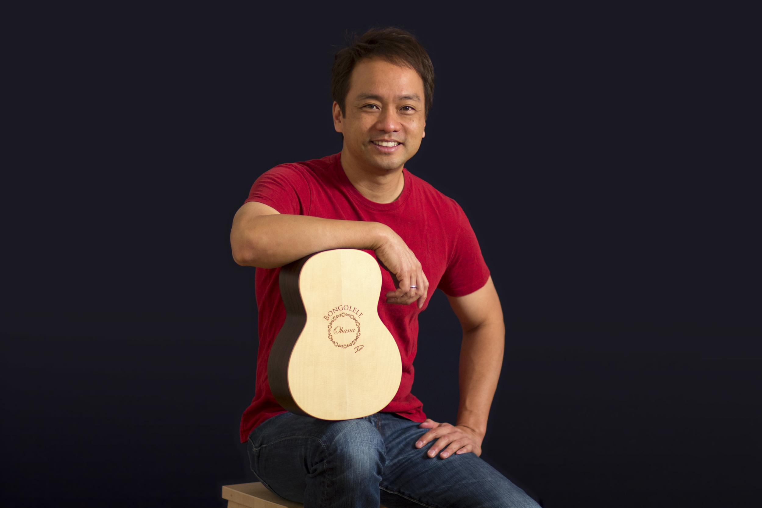 Daniel Ho with Bongolele 9/2/14