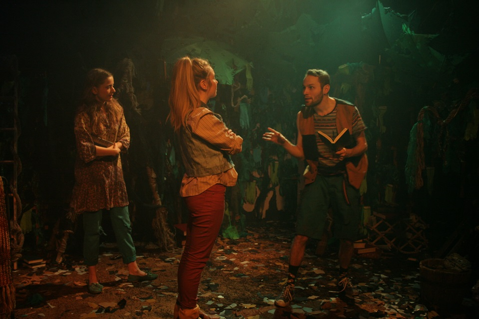 THE LOST HAPPY ENDINGS - TABARD THEATRE