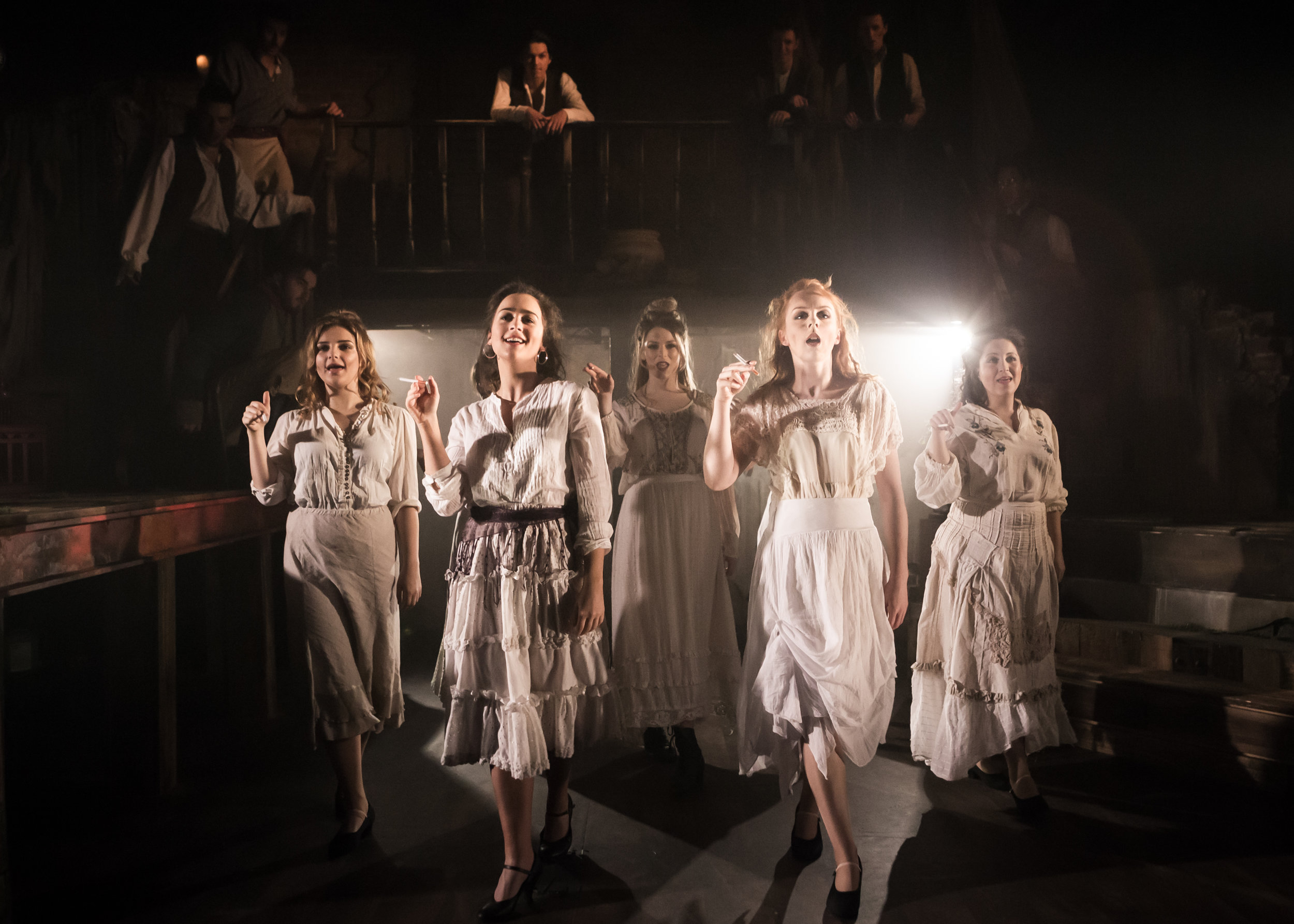Carmen 1808 - Union Theatre // Photo Credit: Scott Rylander