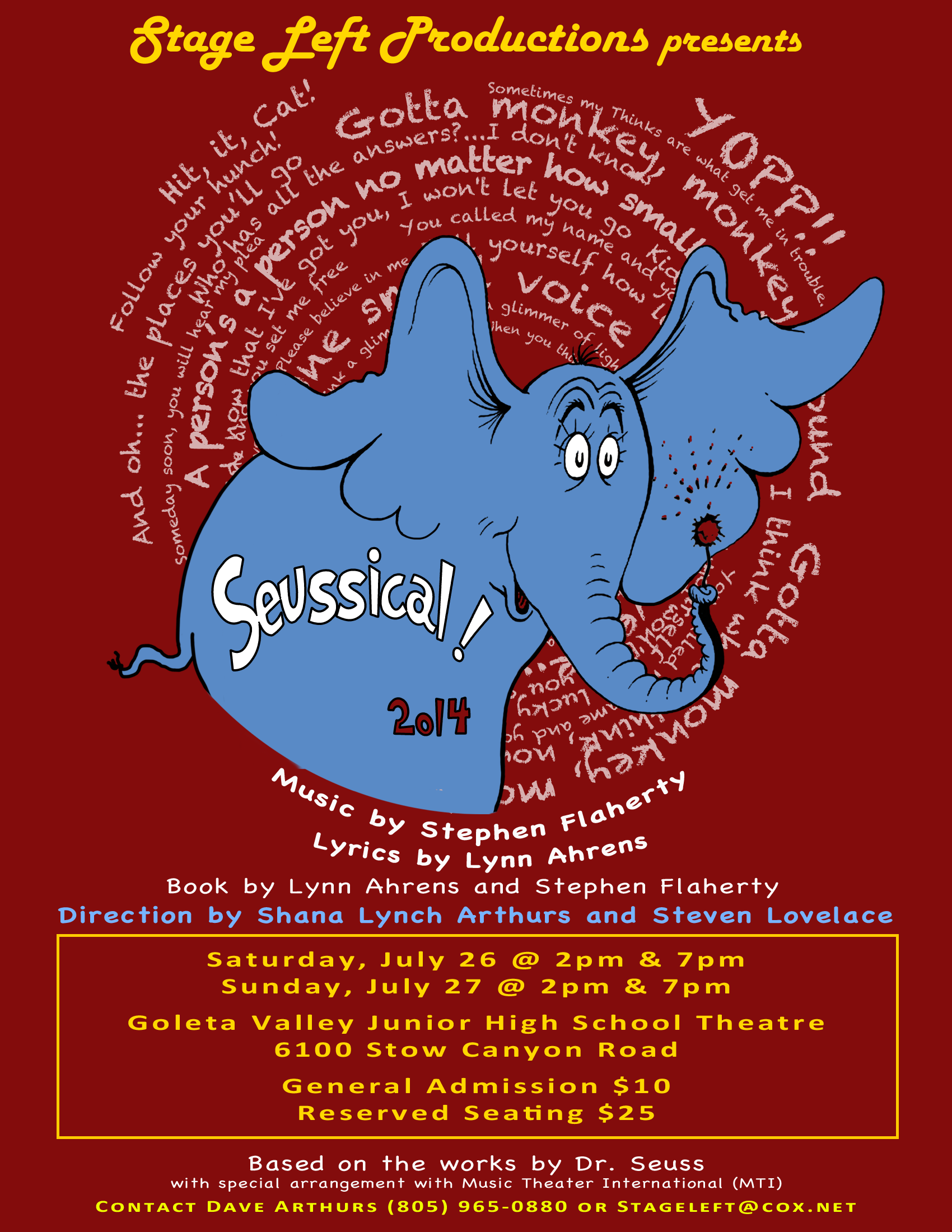 2014 Seussical - Poster 2.png