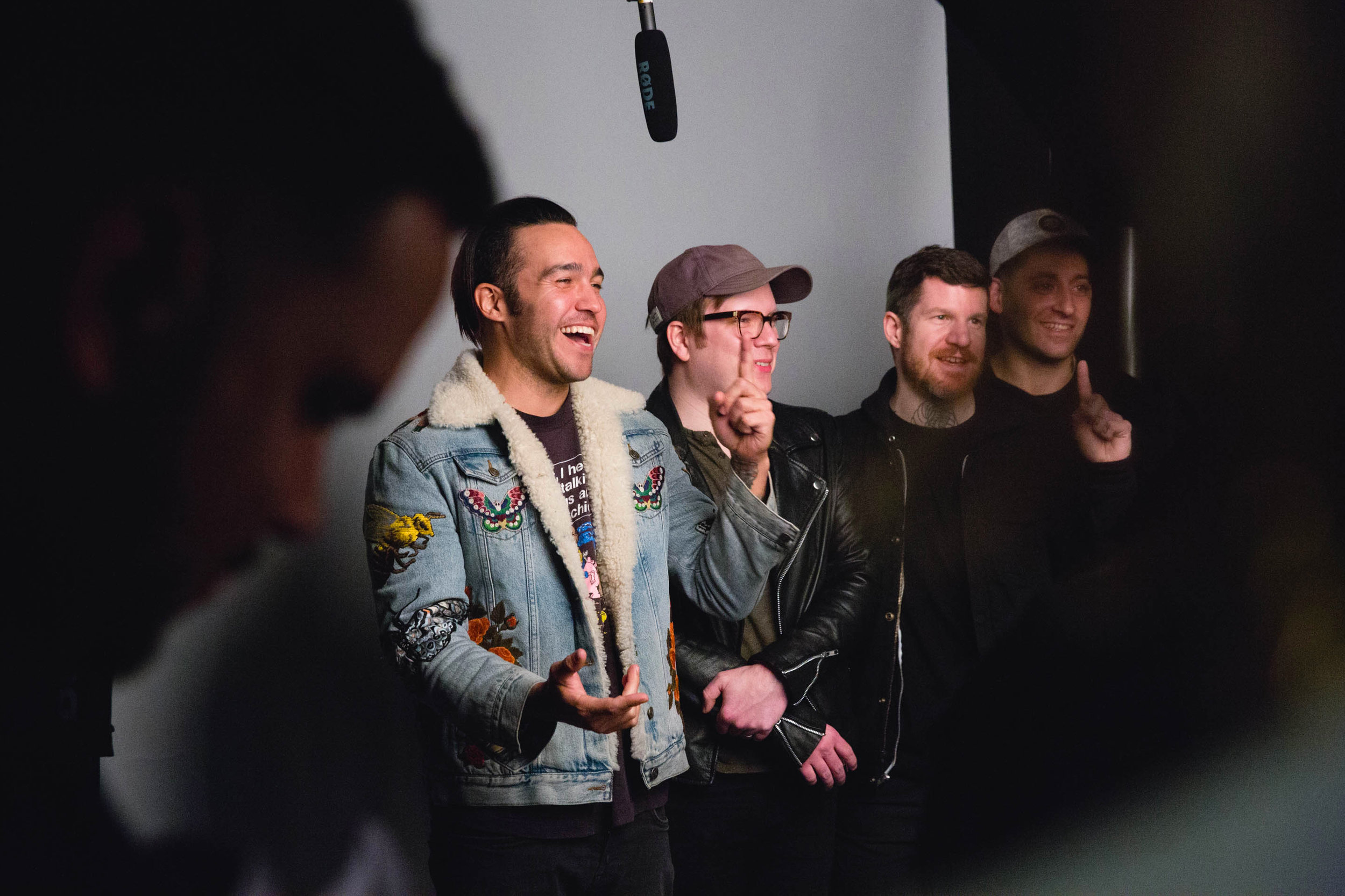 Fall Out Boy, 2017.