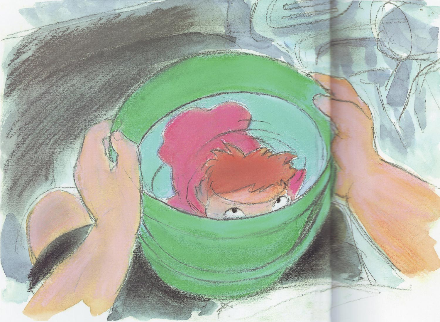 ponyo_on_the_cliff_by_the_sea_artwork_color_key__02.jpg