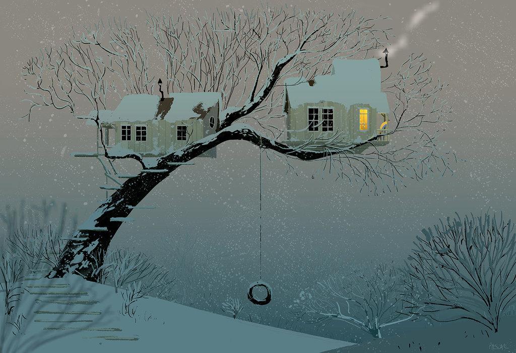 snowy_tree_house_by_pascalcampion-dapta4p.jpg
