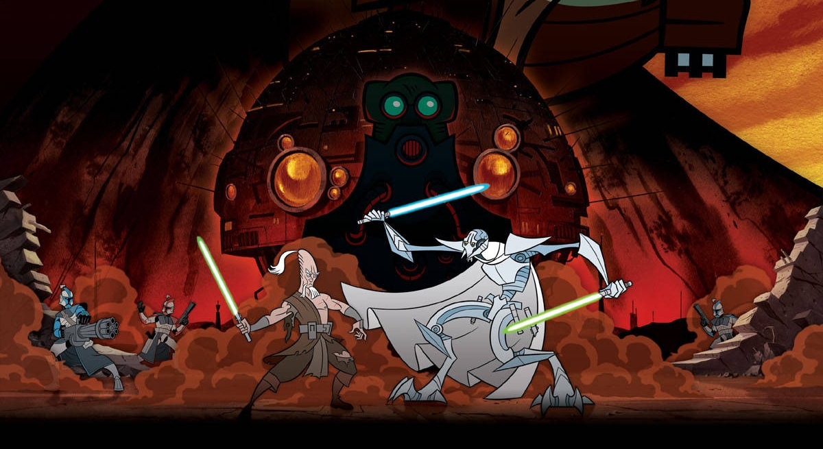 Art of Star Wars: Clone Wars (2003)