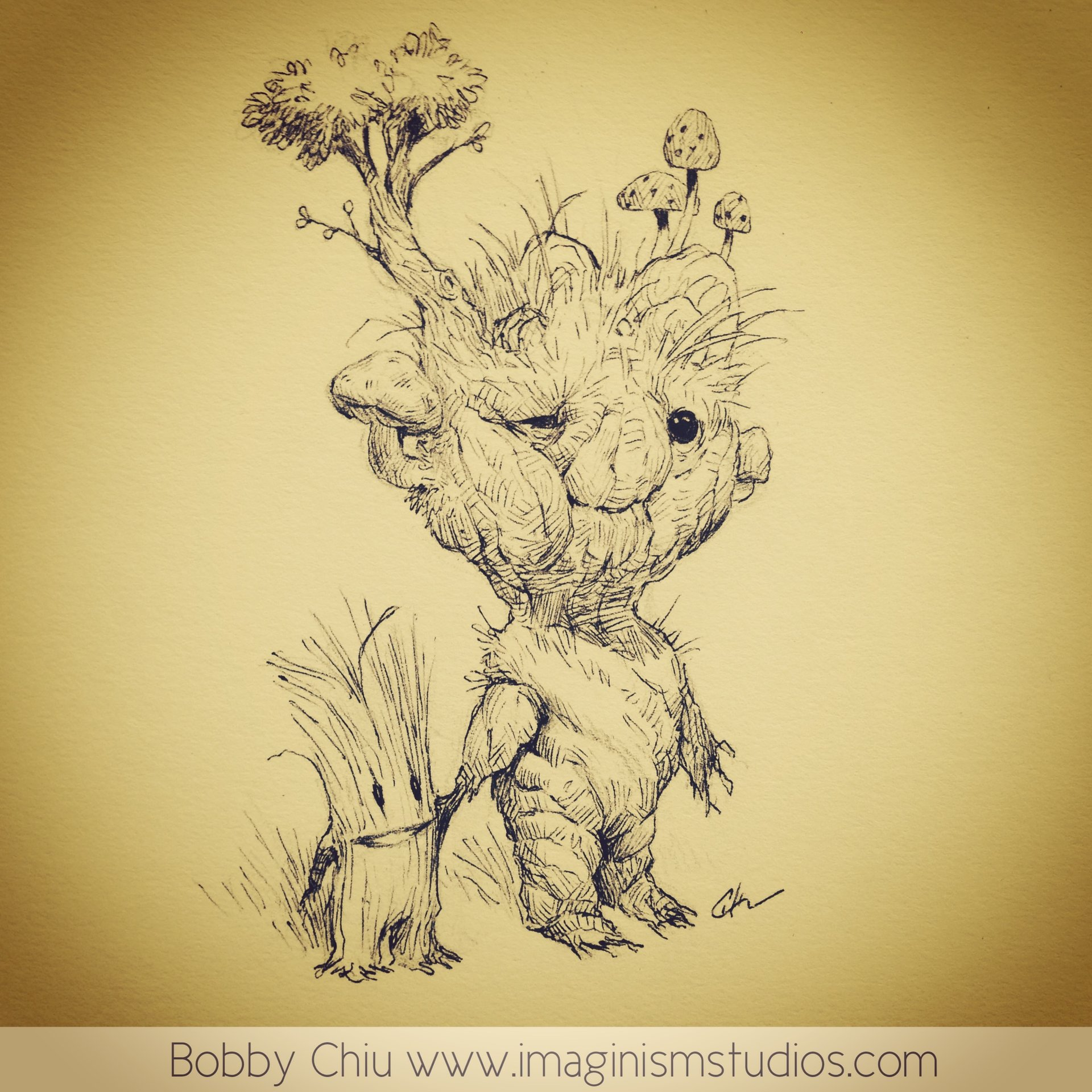 bobby-chiu-forest-friends-by-imaginism-d72ym91.jpg