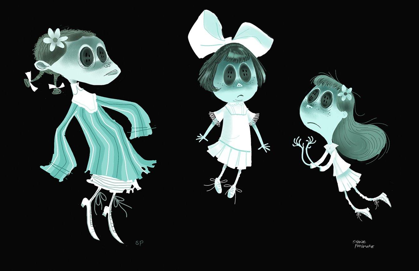 Art Of Coraline