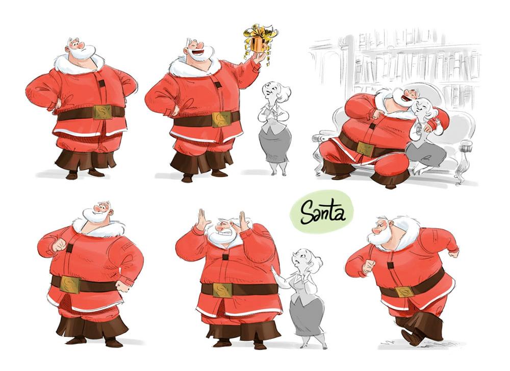 Art of Arthur Christmas