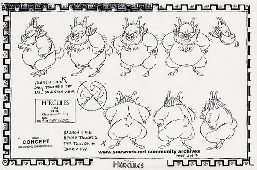Hercule [Walt Disney - 1997] - Page 13 Hercules5