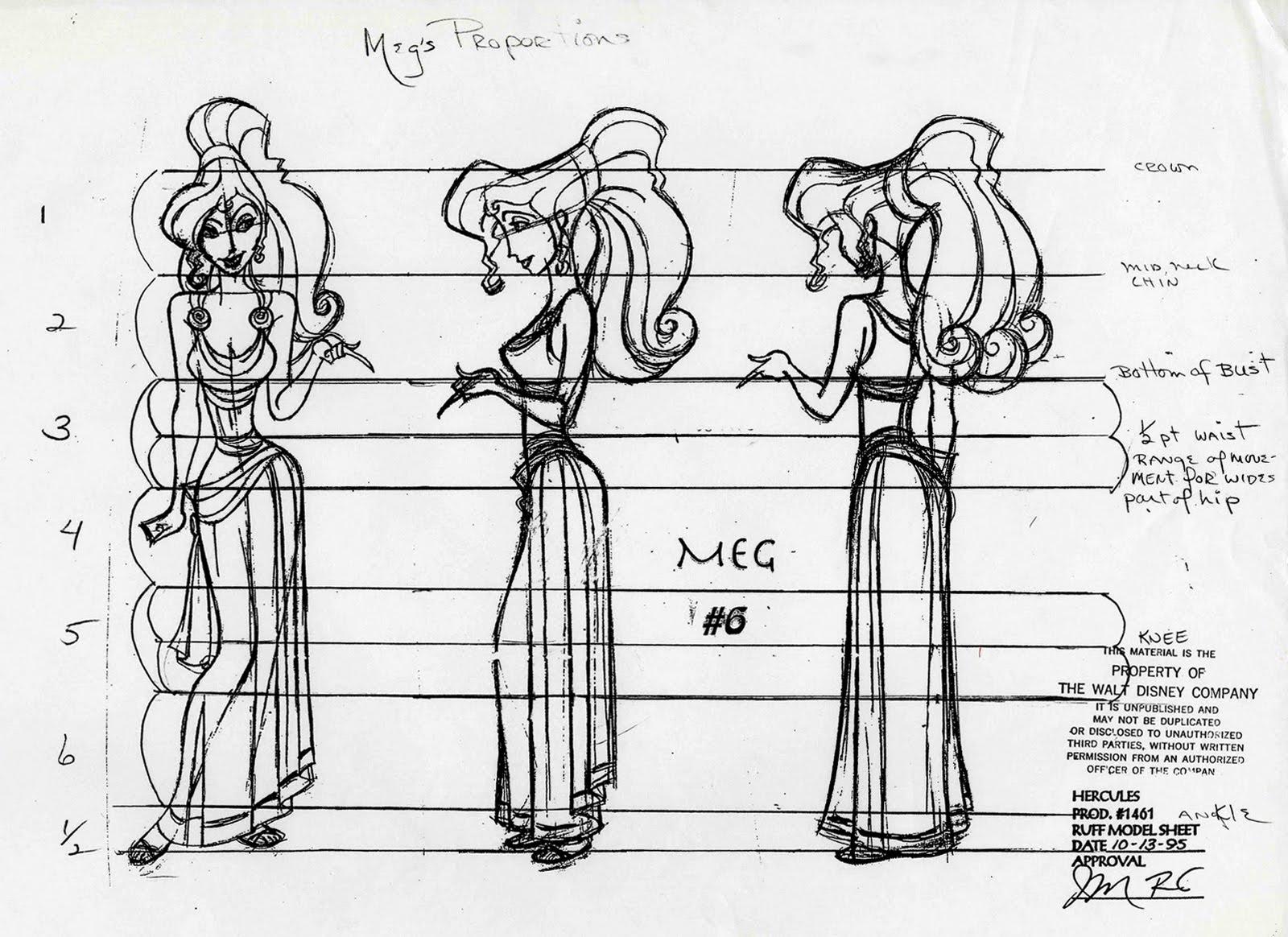 Hercule [Walt Disney - 1997] - Page 13 Meg+ruff+turn+arounds247