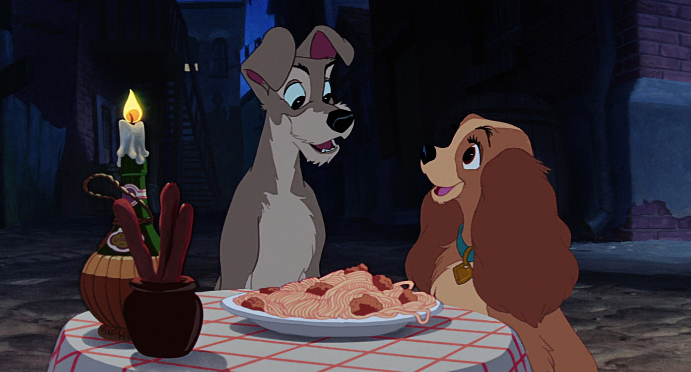 Art Of Lady And The Tramp Part 1