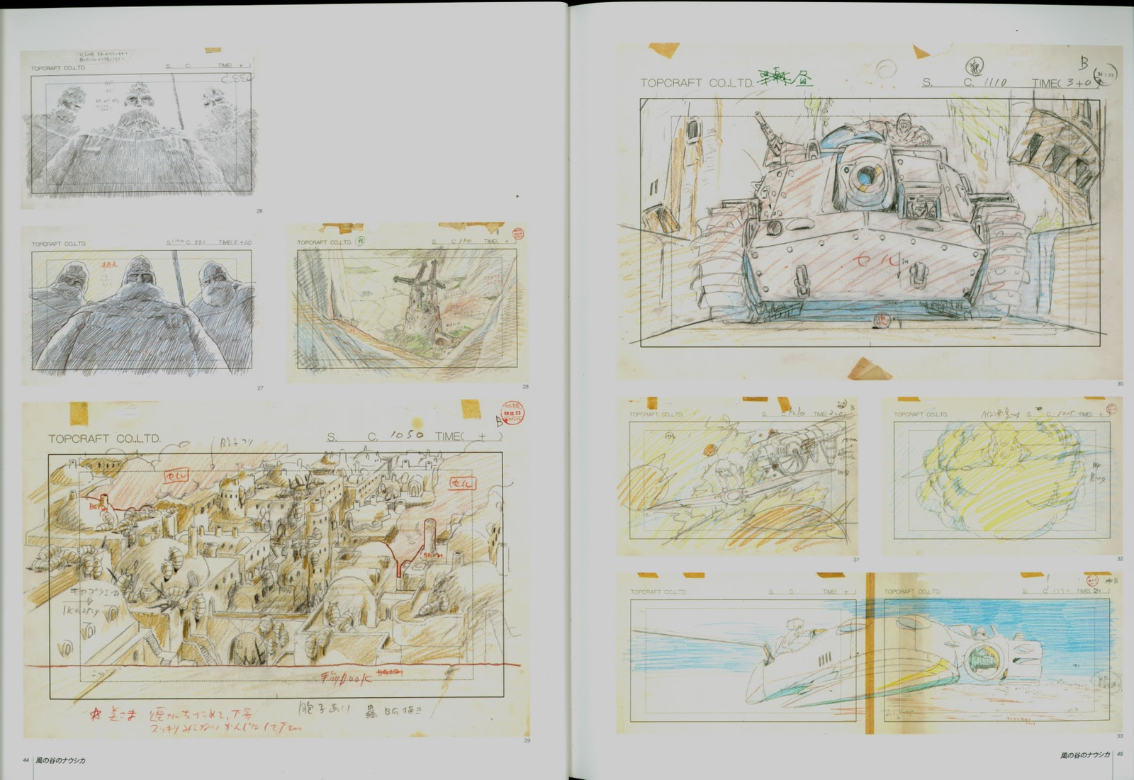 nausicaa_of_the_valley_of_the_wind_concept_art_storyboard_06.jpg
