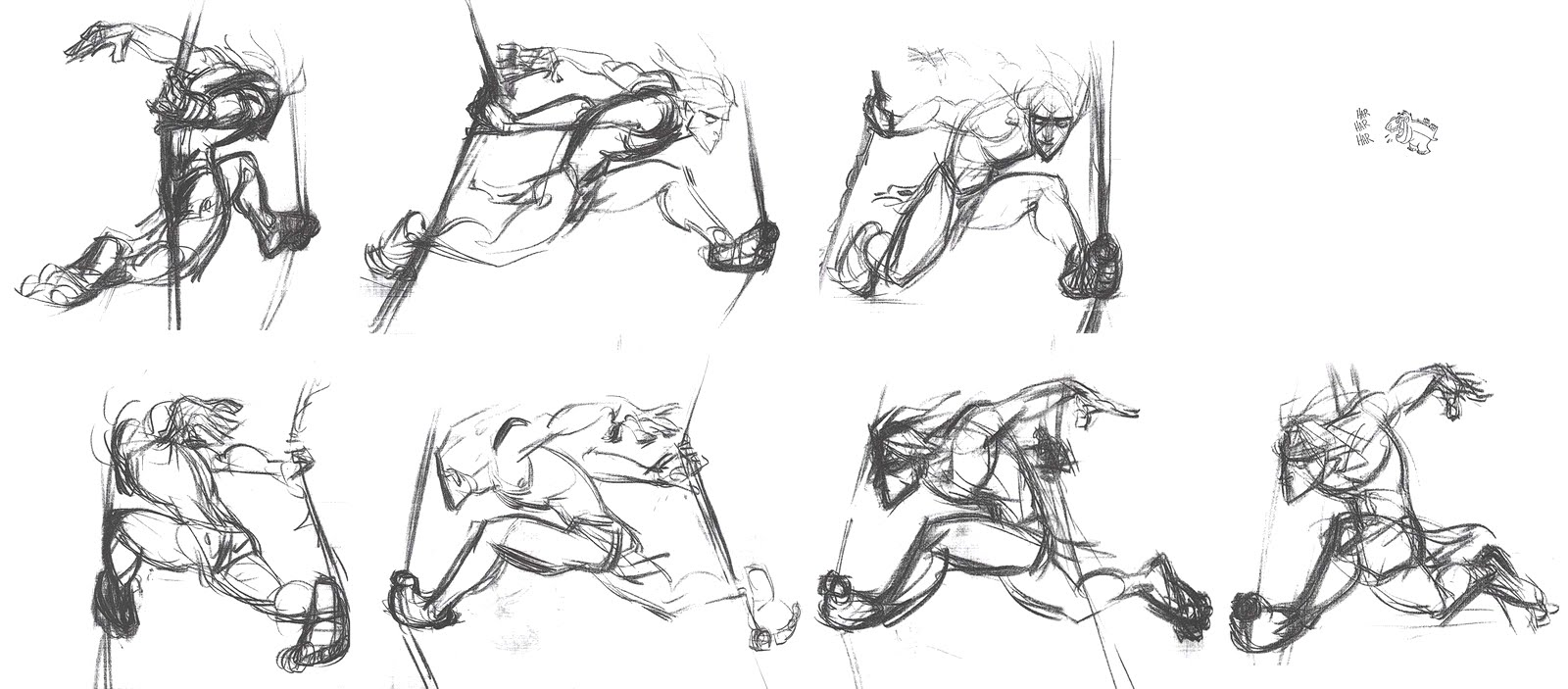 turn around tarzan glen keane.jpg