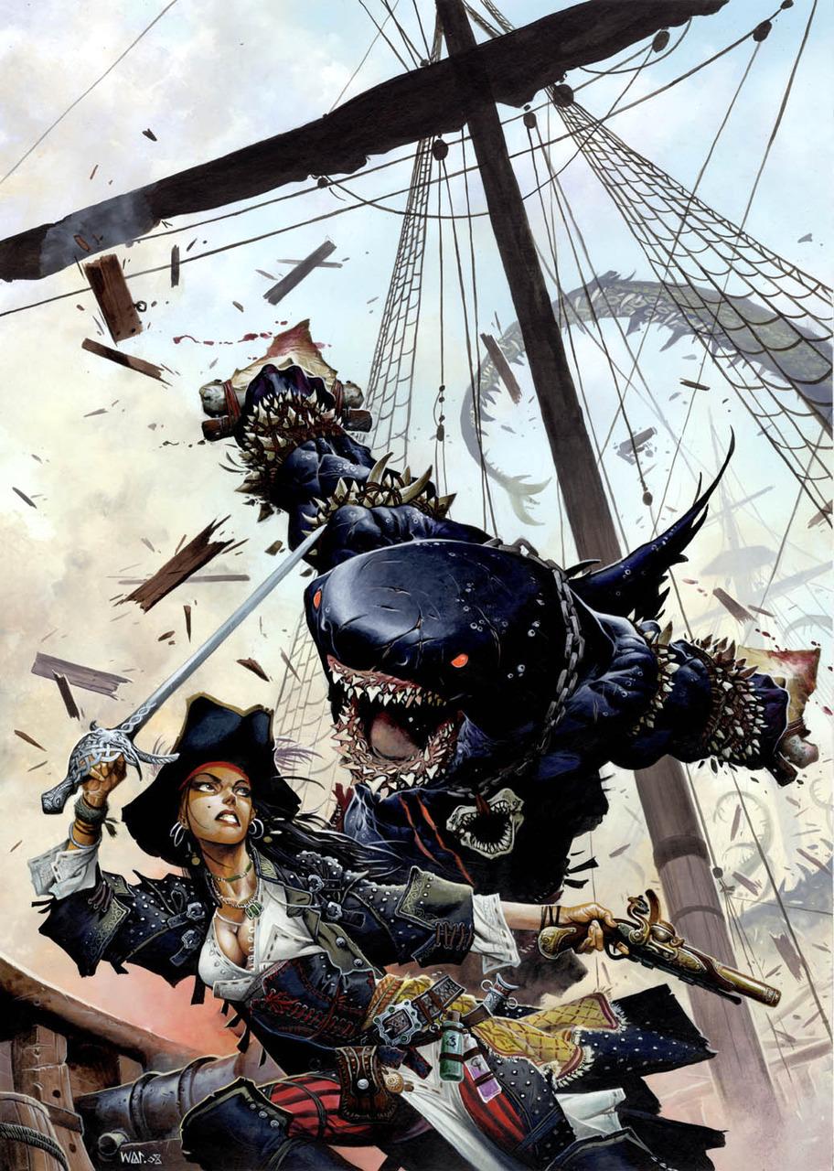 Image du jeu Skull & Shackles