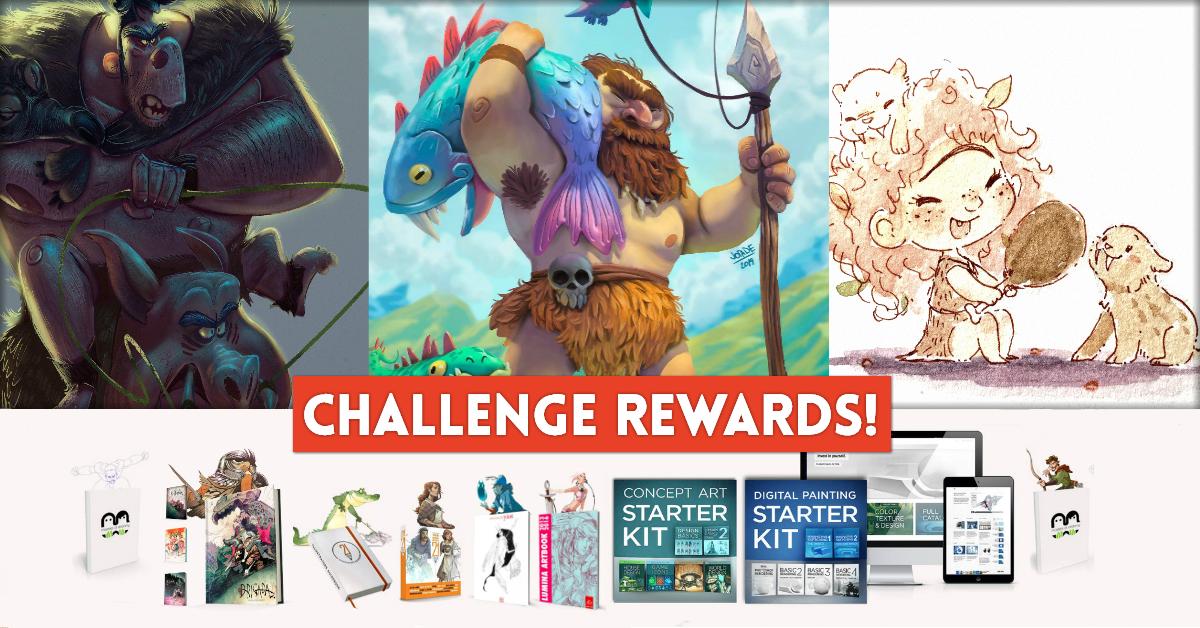 Patreon-ChallengeRewardsPicks-Cavemen.jpg