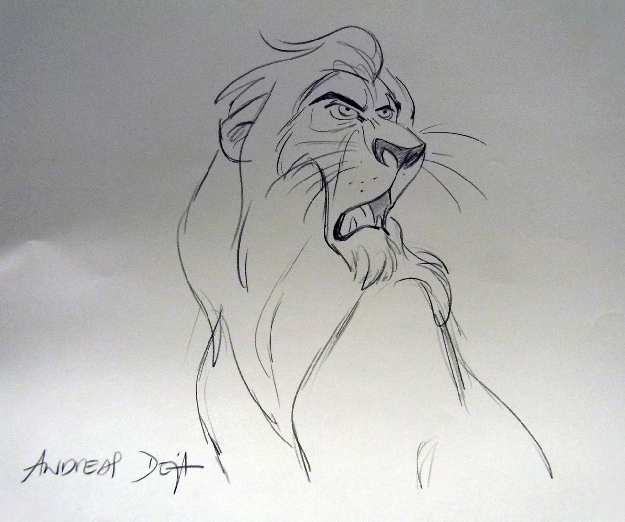 Art Of The Lion King Part 2