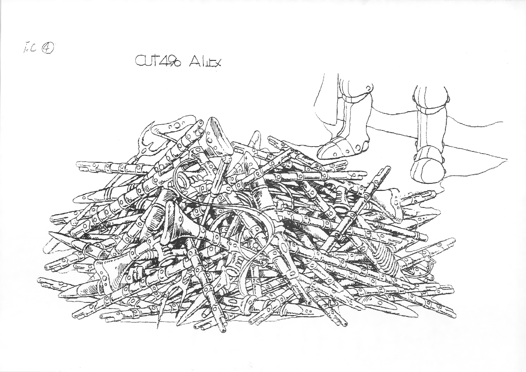Art of the Nausicaa of the Valley of Wind C - 3.jpg