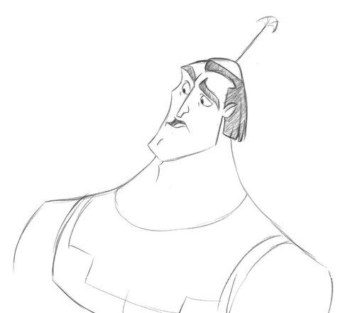 Kuzco, l'Empereur Mégalo [Walt Disney -2001] - Page 6 Art+of+the+Emperor%27s+New+Groove+B+-+19